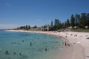 Take a trip to the seaside town of Cottesloe and discoevr why it's one of Western Australia's most popular beaches