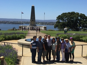 Learn about the military history of Perth with a tour of Kings Park and the ANZAC memorial