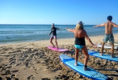 Learn to Surf in Exmouth Western Australia