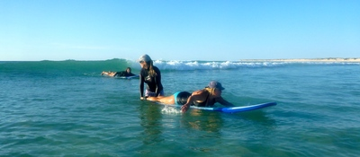 Want to make the most out of your Australia holiday? Learn to surf to experience the most of the Ningaloo Reff.