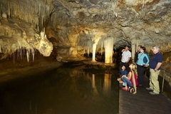 Explore Lake Cave in Margaret River