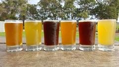 Sample some of Margaret River's finest beer in the south of Western Australia