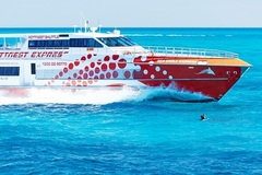 Rottnest Express Ferry Service from Perth  Rottnest Island | Sightseeing Pass Australia