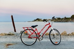 Get a bike with your ferry trip to Rottnest Island and cycle around the island