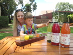 Join a morning Swan Valley tour and taste fresh juice