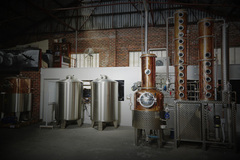 Crafting Perth's first ever premium whiskey from 100% local sourced Western Australian ingredients