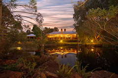 Stay at this central hotel Quality Inn Margaret River with Sightseeing Pass Australia
