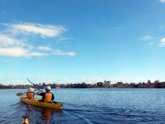 Kayak the Swan River with Rivergods