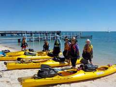 Explore Monkey Mia on a 5 day sea kayak expedition