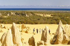 Discover the Pinnacles one of Western Australia's most iconic landmarks