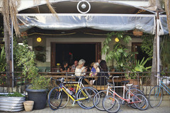Groovy cafes and restaurants throughout Fremantle is why so many tourists love this place