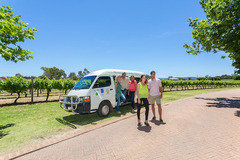 Enjoy a full day indulgent winery tour with an award winning company