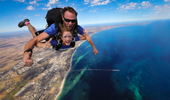 8,000ft Busselton Beach Tandem Skydive