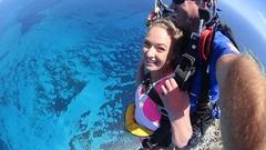 Take a jump out of a plane over Rottnest Island with Sightseeing Pass Australia
