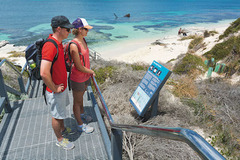 New Rottnest Sealink Ferry Services from Fremantle with Sightseeing Pass Australia