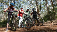 Mountain Bike Tours in Margaret River