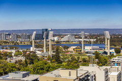 Stay at the stunning Quest East Perth for a contemporary and stylish apartment style hotel.  Enquire with Sightseeing Pass Australia for the best available rate.