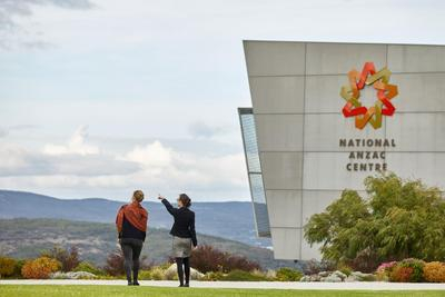 Tour the National Anzac Centre in Albany for the best informative visit