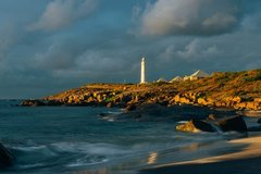 Stunning views from Cape Leeuwin Lighthouse on this tour