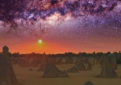 See the Pinnacles at night with this new Sunset Stargazing Tour with Sightseeing Pass Australia