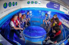 AQWA Glass Bottom Boat Adventure & Entry