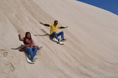 Sand dune fun on this 4WD Tour book with us today!
