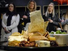 Love cheese?  Jump on a Fromage Walking Tour and indulge