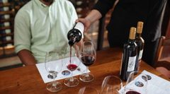 Shiraz Masterclass Experience can be booked with Sightseeing Pass South Australia