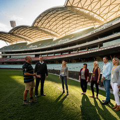 Take a Adelaide Oval Cricket tour for a behind the scenes look of this iconic ground.  Book with Sightseeing Pass Australia today