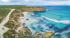 Kangaroo Island Swim, Adelaide Bike Tour, Wildlife Park & Hike
