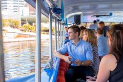 Cruise the beautiful River Torrens with Popeye River Cruises.  Book with us today!