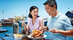 Taste your way through the Swan Valley, join a small bar walking tour and visit historical Fremantle with this all inclusive bundled sightseeing pass.  Book online today and save with Sightseeing Pass Australia.