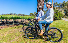 Join this electric bike tour of McLaren Vale book today with Sightseeing Pass Australia