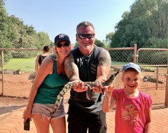 Visit the famous Malcolm Douglas Crocodile Farm on this tour when you visit Broome next.