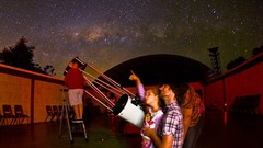 Gravity Discovery Centre Night Tour can be booked with Sightseeing Pass Australian online today!  Receive instant confirmation.