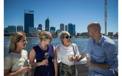 Join a Swan River Lunch Cruise on board Captain Cook Cruises.  Book today with Sightseeing Pass Australia