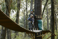 Grab the kids and visit the latest experience just out of Busselton.  Forest Adventures in the South West region of Western Australia can be booked online with Sightseeing Pass Australia.
