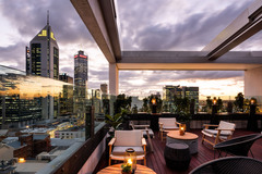 Luxury Perth Hotel Packages on Sale now!  Book 2 nights at QT Perth for $189 per night and receive a FREE drink at the bar when you book online with Sightseeing Pass Australia