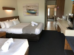 Grab the kids and head away for a couple of days staying at Hotel Clipper in Rockingham.  This family deal sleeps up to six in two rooms.  Book online with Sightseeing Pass Australia.