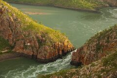 Horizontal Falls Discoverer (with fast boat) Tour is a bucket list experience when you're visiting Broome and the North West.  Book online with Sightseeing Pass Australia!