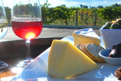 Taste wine and cheese in the Swan Valley on a Perth wine tour.