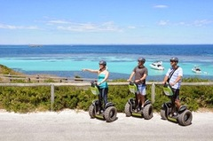 After being trained to safely ride and operate your Segway, you will be taken on a journey of exploration through the Thomson Bay Settlement