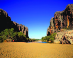 Enjoy a true Western Australian experience with Windjana Gorge and Tunnel Creek Adventure Broome Western Australia.  Book this special price today through Sightseeing Pass Australia.