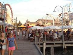 To experience the most of Fremantle join a walking tour.