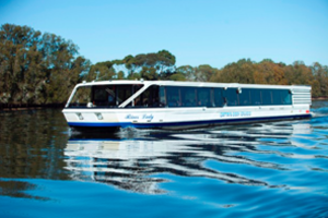 Perth Food and Wine Cruise on the Swan River