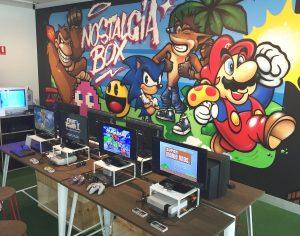Nostalgia Box Video Game Museum