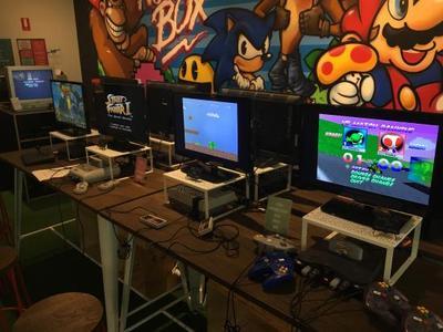Nostalgia Box Video Arcade Museum   Perth tours experiences