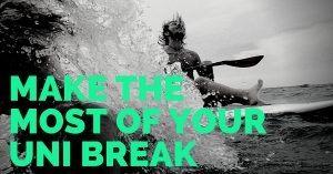 Make the most of your short break