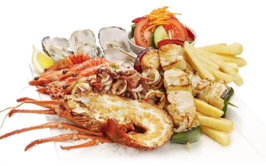 Kailis Seafood Platter