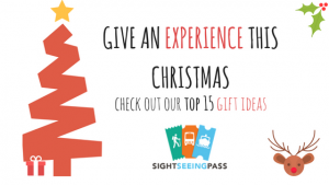 give someone an experience they'll never forget this christmas